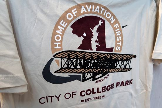 City Apparel - Aviation shirt