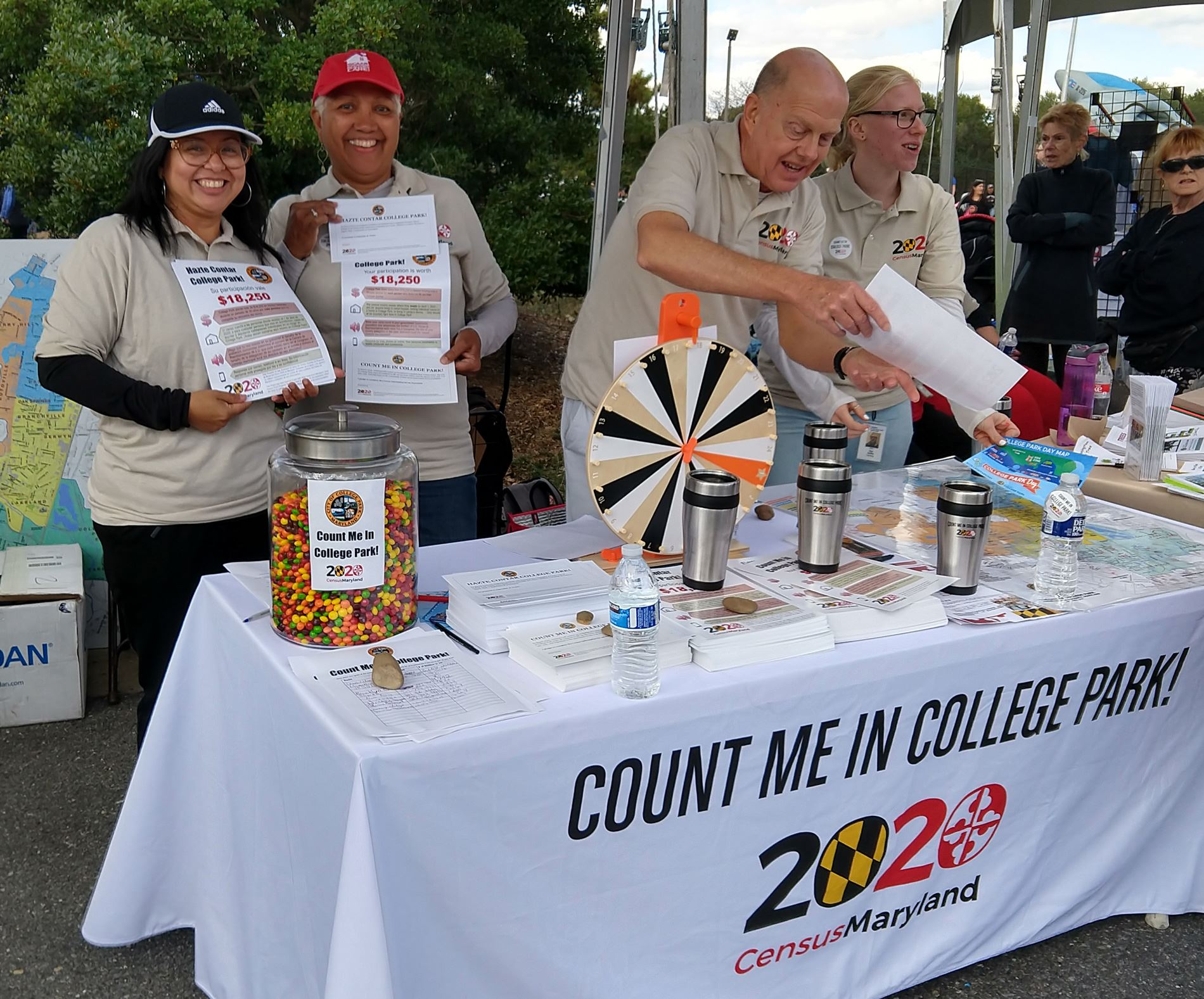 Census - College Park Day 2019