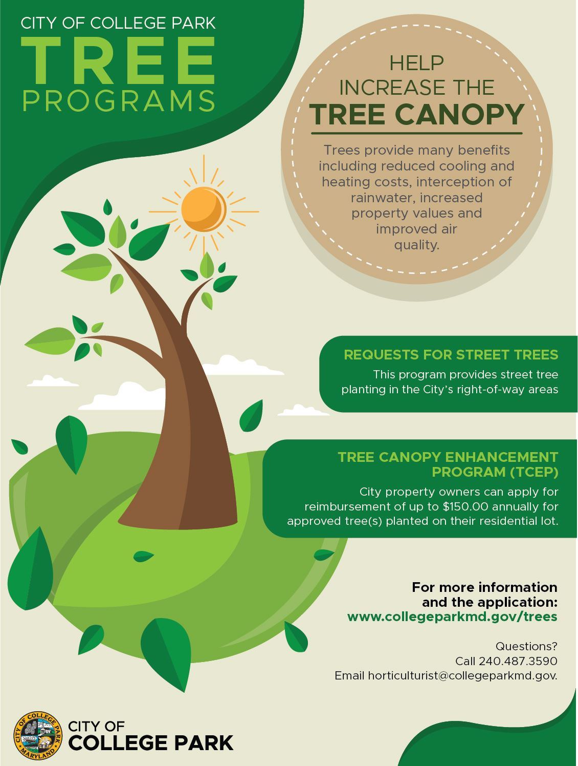 Tree Canopy Flyer